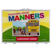 Language Cards: Teaching Good Manners