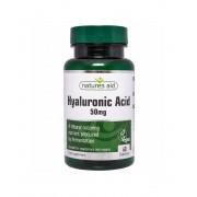 Natures Aid Hialuronsav 50 mg 60 db