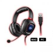 HEADPHONES, CREATIVE SD Tactic 3D Rage, Microphone, USB