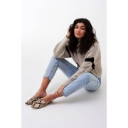 ''Gina Tricot'' ''Molly shoes'' ''Beigebrownsnake (7474)'' 36