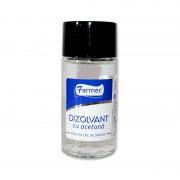 Dizolvant pentru lac de unghii cu acetona Farmec 50ml