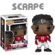 Funko Pop Julio Jones Atlanta Falcons Alcones Nfl