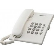 Telefon analogic Panasonic KX-TS500 Alb
