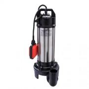 Pompa submersibila apa murdara cu tocator Wasserkonig PST1800, 1800 W, 330 l/min, Hmax 127 m