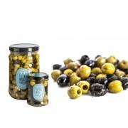 Fratelli Lombardi Olive Miste Denocciolate 314 ml 6/KT
