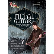 Rock House Method: Metal Guitar - Melodic Speed, Shred & Heavy Riffs, Level 1 [DVD] [2008]