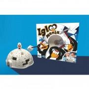Joc de indemanare Igloo Mania Brainstorm Toys, Alb
