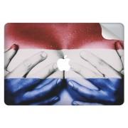 Vlag design sticker voor de MacBook Air 13.3 inch