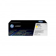 HP Original Tonerkartusche CE412A (No.305A), yellow