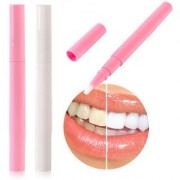 New Tooth Whitening Gel Pen Whitener Cleaning Bleaching Kits Dental Teeth White Pink H4