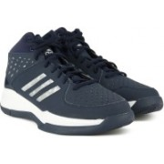 Adidas COURT FURY Basketball Shoes For Men(Blue)
