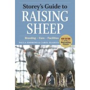 Storey's Guide to Raising Sheep, 4th Edition: Breeding, Care, Facilities, Paperback