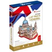 """CubicFun 3D Puzzle """"Saint Pauls Cathedral - London"""""""