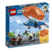 Lego City Police (60208). Arresto con il paracadute della Polizia...