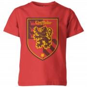 Harry Potter Camiseta Harry Potter Gryffindor - Niño - Rojo - 11-12 años - Rojo