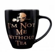 tazza ALCHEMY GOTHIC - Not Me Without Tea - ALMUG8