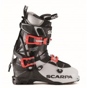 Scarpa Gea RS 2 - White/Black/Flame - Chaussures de ski 26,5