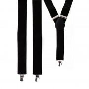Geen Voordelige zwarte bretels