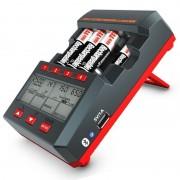 Technoline BC2500 Bluetooth Ni-MH Ni-Cd akkumulátor töltő