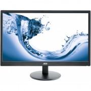 """Monitor LED AOC E2770SH, 27"""", 1ms, black"""