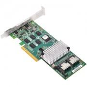 Adaptor Silverstone ECS01 Low Profile de la slot PCI Express 2.0 x 8 (40Gbps) la 8x SAS/SATA