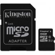 Карта памет 16GB SDMIC KINGSTON CANVAS SEL