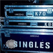 Video Delta Maroon 5 - Singles Collection - CD