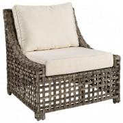 KEY LARGO Lounge chair - Classic grey