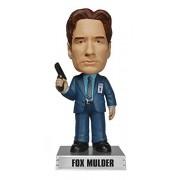 Funko Wacky Wobbler XFiles Fox Mulder Action Figure, Multi Color