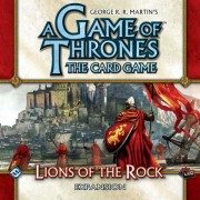Fantasy Flight Games A Game of Thrones: The Card Game - Lions of the Rock