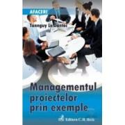 Managementul proiectelor prin exemple - Tannguy Le Dantec