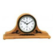 Rádiem řízené dřevěné luxusní stolní hodiny JVD NSR11.4 POŠTOVNÉ ZDARMA!