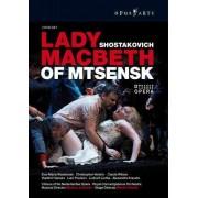 Eva-Maria Westboek,Christopher Ventris,Carole Wilson - Shostakovich: Lady MacBeth of Mtsensk (2DVD)