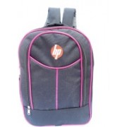 HP 15.6 inch Laptop Backpack(Black, Blue)