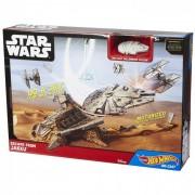 Star Wars Szökés a Jakku bolygóról Hot Wheels