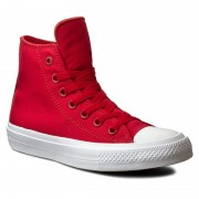 Кецове CONVERSE - Ct II Hi 150145C Salsa Red/White/Navy