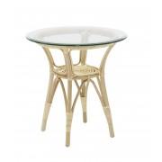 Sika-Design Originals sidobord ø60 natur rotting, sika-design