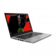 "Лаптоп Lenovo ThinkPad T480s (20L7003JBM)(сребрист), четириядрен Kaby Lake R Intel Core i7-8550U 1.8/4.0 GHz, 14.0"" (35.56 cm) Full HD IPS Anti-Glare Display, (HDMI), 8GB DDR4, 256GB SSD, Windows 10, 2.02 kg"
