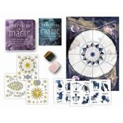 Practical Magic: Includes Rose Quartz and Tiger's Eye Crystals, 3 Sheets of Metallic Tattoos, and More!/Nikki Van De Car