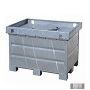 HUL-6514 500 literes fém dupla falú veszélyes hulladéktároló