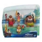 Disney Vaiana - MINI VAIANA Set 6 Figurine