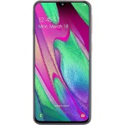 Samsung Galaxy A40 Dual SIM 64GB 4GB RAM SM-A405FN/DS Orange Roz Coral