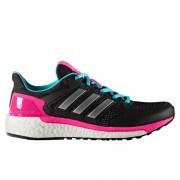 adidas Women's Supernova ST Running Shoes - Core Black - US 5/UK 3.5 - Black