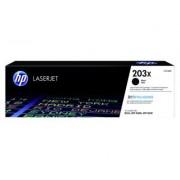 HP Tonercartridge HP CF540X 203X Zwart HC