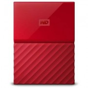 Western Digital Dysk WD My Passport WDBYFT0030BRD 3TB Czerwony