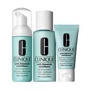 Anti-blemish solutions kit 3 passos peles acneicas - Clinique
