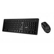 Kit teclado y mouse inalámbrico Genius Slimstar 8006