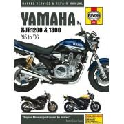 Yamaha XJR1200 &: XJR1300 (95 - 06)