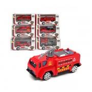 Auto kovové hasiči ALLOY