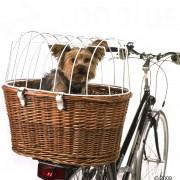Cesta con rejilla para bicicletas - Aprox. 53 x 35 x 43 cm (L x An x Al)